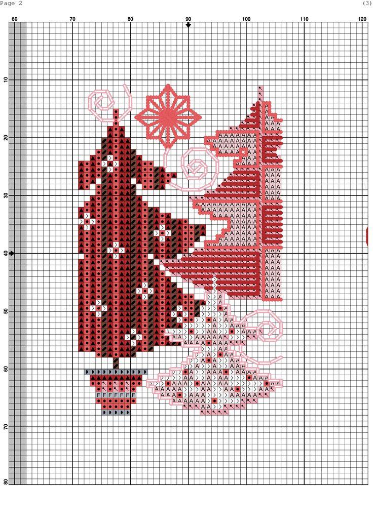 682 besten kreuzstich weihnachten bilder auf pinterest. Black Bedroom Furniture Sets. Home Design Ideas