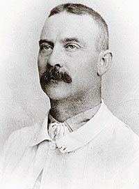 Frank Stilwell, involved in the events regarding the Gunfight at the O.K. Corral, 10/26/1881, and was suspected in the murder of Morgan Earp on 3/18/1882. Two days after Morgan's death, Frank Stilwell was killed by Wyatt Earp in a Tucson train yard. Murder indictments were issued for Wyatt Earp, Doc Holiday, Warren Earp, Sherman McMaster and John Johnson. Earp fled the Arizona Territory for Colorado. Wyatt Earp admitted late in his life to killing Stilwell at close range with a shotgun.