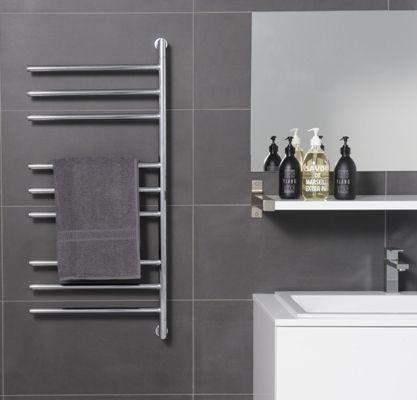 1000 Ideas About Bathroom Towel Rails On Pinterest