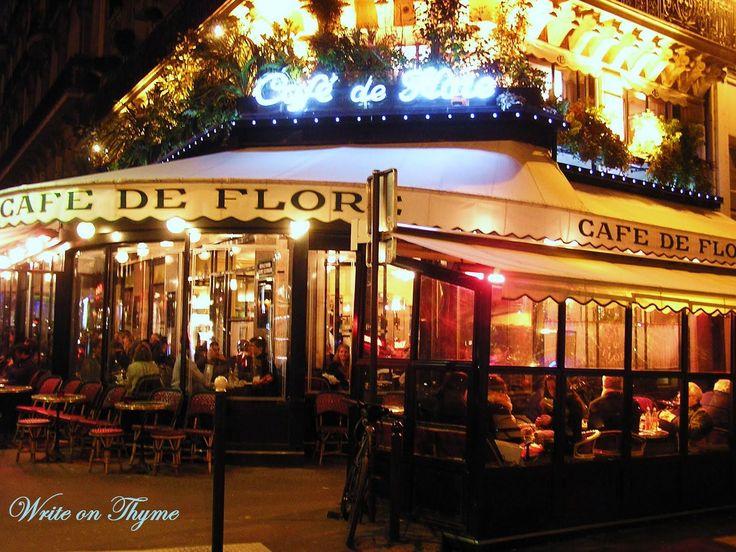 Cafe La Palette Paris