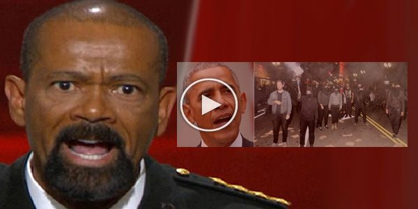 Sheriff Clarke is the best! He is going to be the new chief of Homeland Security! And he proves today why is that, he went after Obama about anti-Trump riots! According to Conservative 101: Sheriff Clarke just slammed Obama for not doing enough to calm down these protesters and failing to do high job as …