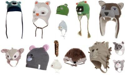 Animali in testa: berretti per costumi di carnevale fai-da-te