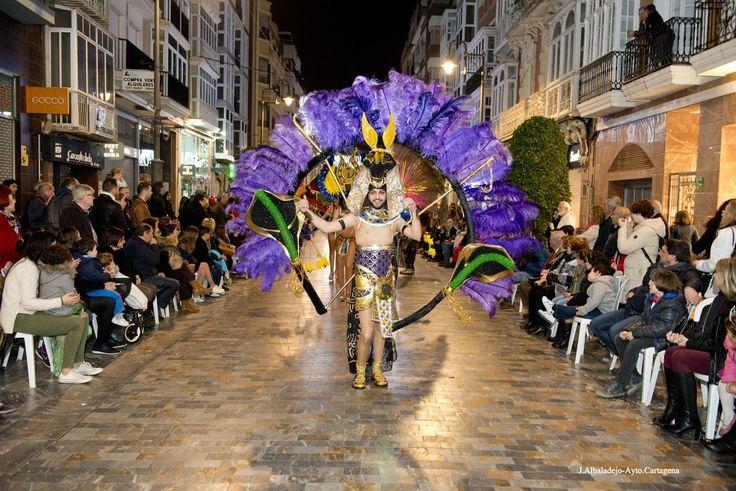 Desfile de Carnaval 2017