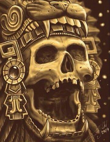 17 Mejores Ideas Sobre Guerrero Azteca En Pinterest