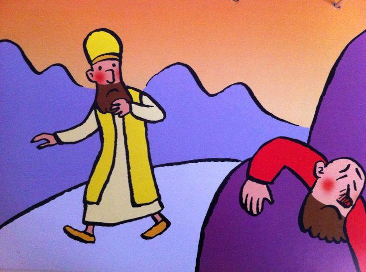 De barmhartige Samaritaan (3)