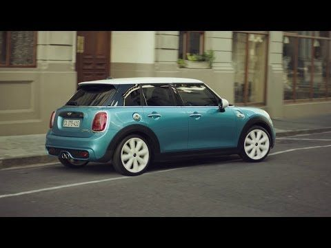 INTRODUCING THE NEW MINI. NOW WITH 5 DOORS. - YouTube
