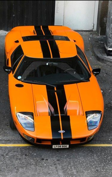 You will ❤ MACHINE Shop Café... ❤ Best of Ford @ MACHINE ❤ (2005 Ford GT Coupé Supercar)