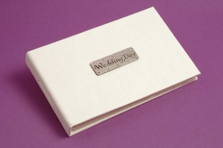 Wedding Day Pocket Photo Album £12.99 - The Wedding Gift Company
