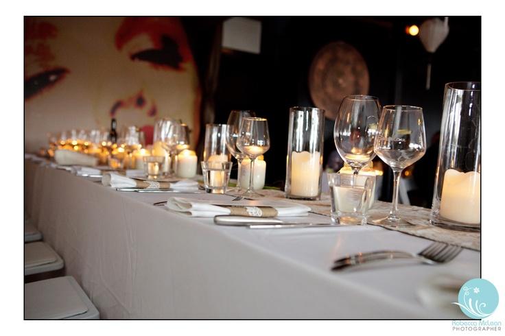 Babalou, Kingscliff. Reception ideas.  Robecca McLean Photographer
