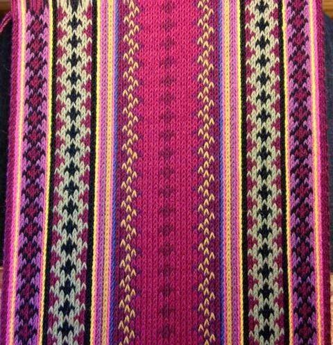 brikkevev belte ( card woven belt )