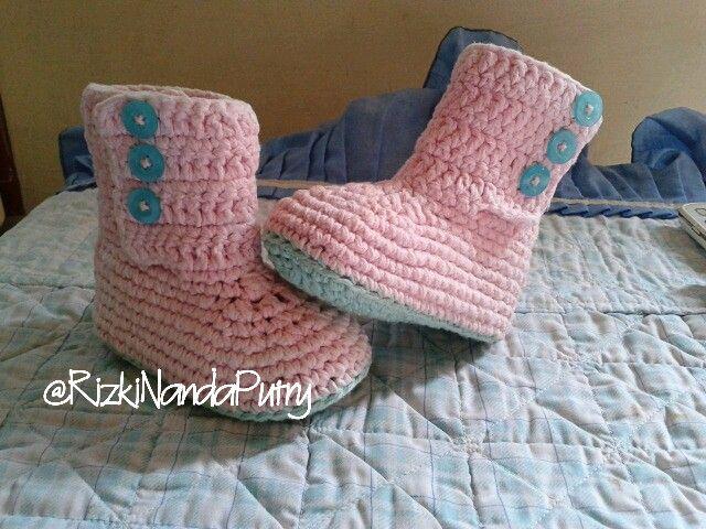 Baby boot #start 15 ch