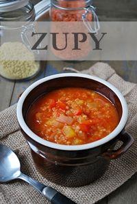Zupy. Przepisy na zupy