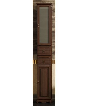 #Мебель для ванной #Opadiris Риспекто-30 Правый Нагал Матовое стекло