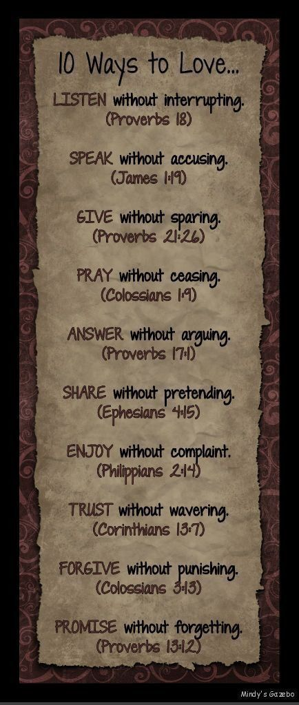 I could definitely do better to remember most, if not all of these. CrC