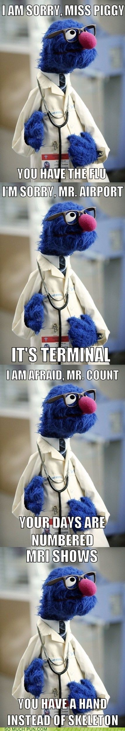 grover will *always* be my favorite.