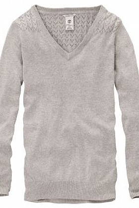 Timberland Earthkeepers - cotton/ cashmere sweater