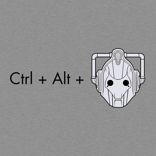 If you get it, pin it but don't say anything. To a non-whovian this will just look weird.