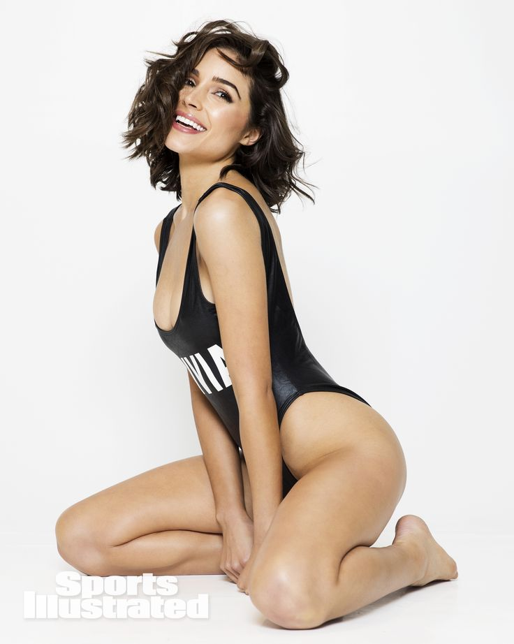 <em>Sports Illustrated</em> Swim Rookie Olivia Culpo Did a Test Shoot on Her iPhone Before Her Debut