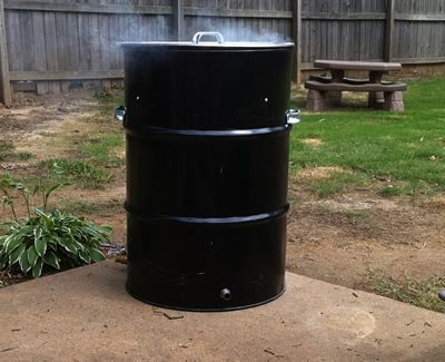 How to build a UDS - Ugly Drum Smoker