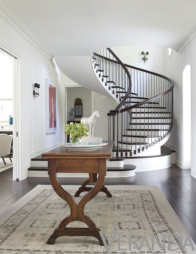209 best images about home: entry, foyer & stairs on pinterest ...