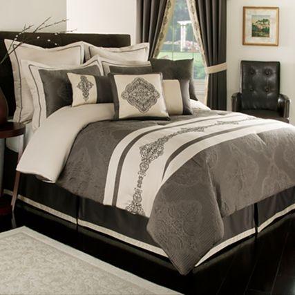 milan 10piece comforter set jcpenney