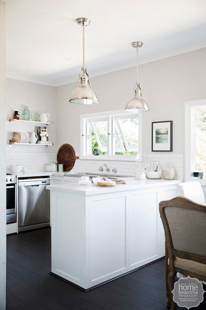 French provincial style led this fresh kitchen makeover - Home Beautiful