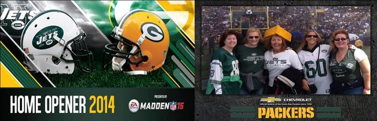 #NFL #Football Live - we had entertainment on the field as we watch the #NYJETS vs #GBPackers AND off the field--find out all about the antics! #LambeauField #Wisconsin