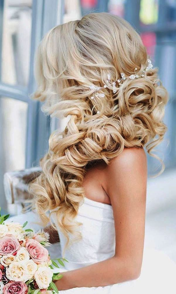 Wedding Hairstyles That Last All Day Wedding Hairstyles According To