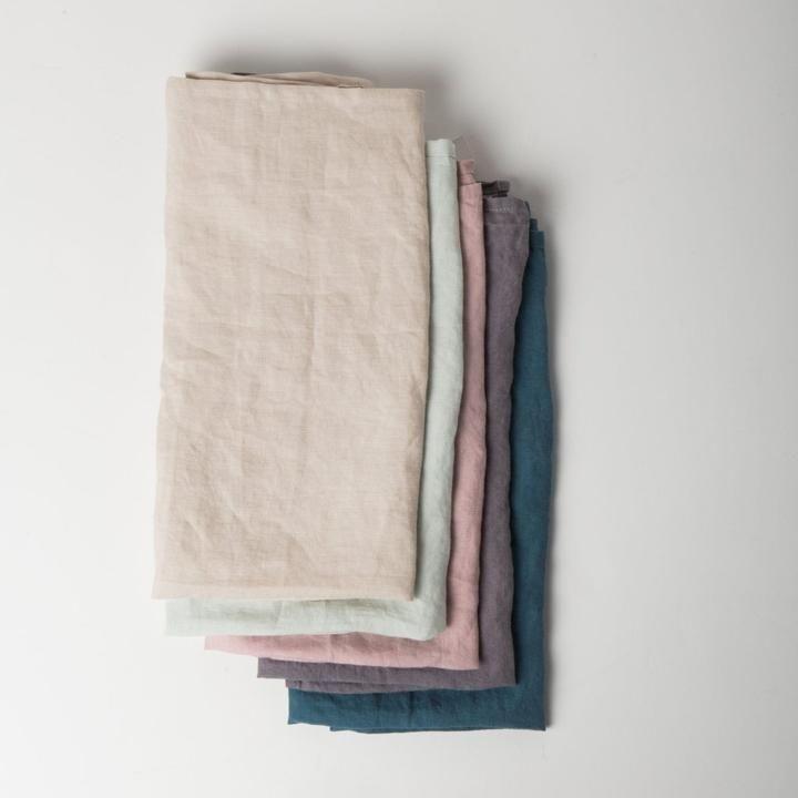 Clay Coloured Linen