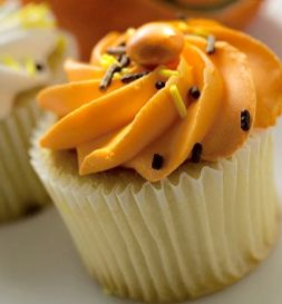 botercrème sinaasappel frosting