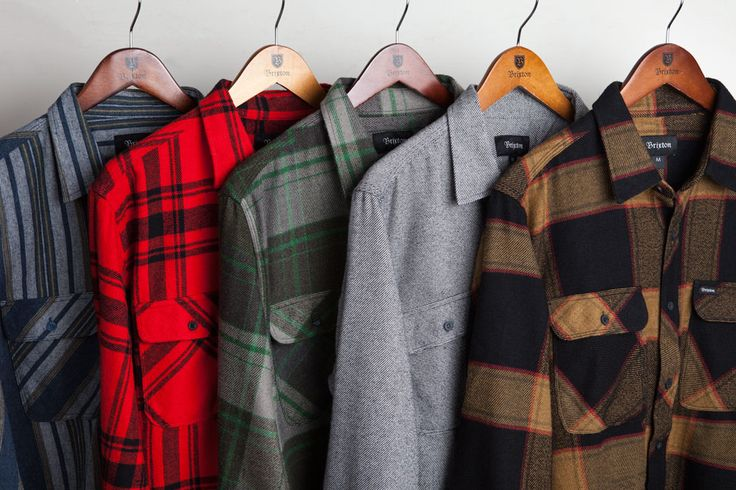 #Brixton 'Bowery' #Flannel