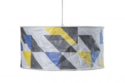 Lampa+z+tyveku+RHOMBWORKS // Kafti