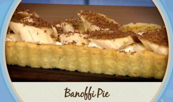 Banoffi Pie : Food : The Home Channel