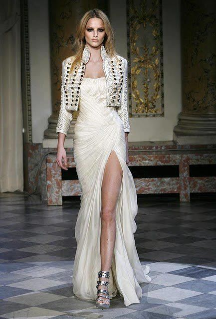 Stunning Gown & Jacket...wish i had somewhere to go!!