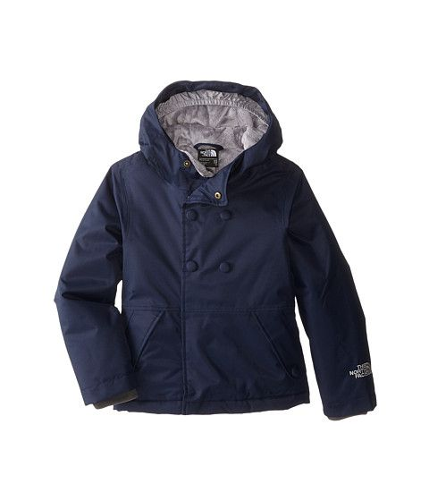 The North Face Kids Harmonee Peacoat Jacket (Little Kids/Big Kids)
