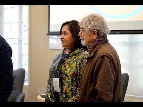 """La ponencia """"El Arte de Conversar""""- Humberto Maturana y Ximena Dávila - YouTube"""