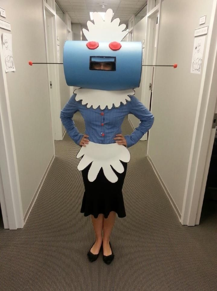 rosie the robot costume - Google Search