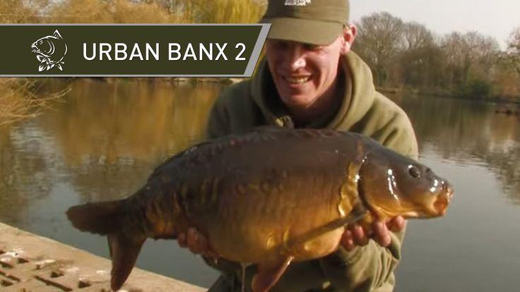 CARP FISHING TIPS VIDEOS - URBAN BANX 2 - ROCHFORD RESERVOIR - ALAN BLAIR ON NASH TV