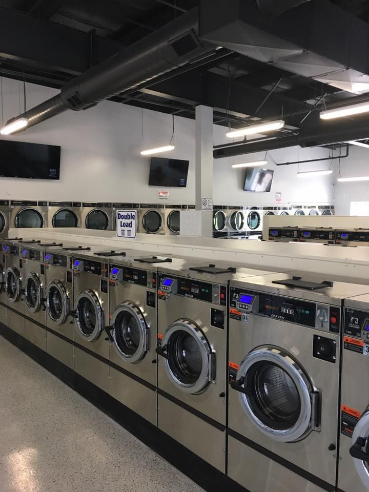 Applewood Laundry Sterling Co With Dexter Washer Dryers Dry