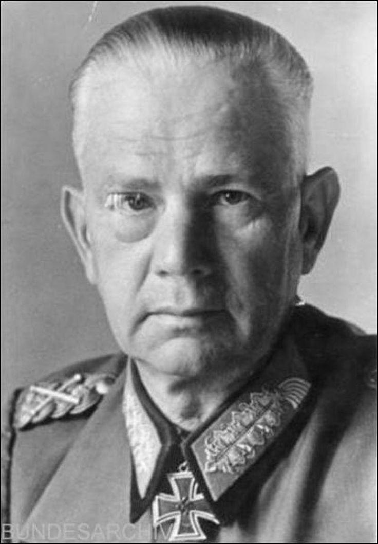 ■ GFM Walter von Reichenau (1884-1942) RK