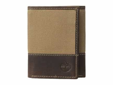 Trifold wallet At $25.99
