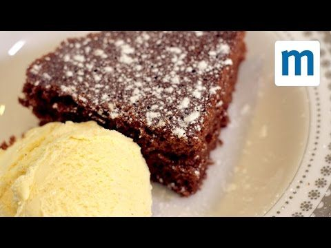 how to make chocolate sponge cake in microwave