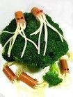 Most creative way to serve spaghetti ~ http://steamykitchen.com
