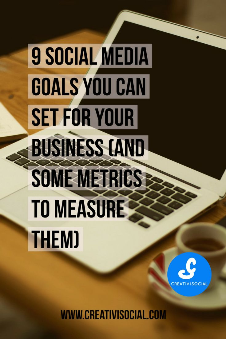 Brands must use social media. To benefit from social media, they need to build a clear strategy that takes into account what they are trying to achieve. In other words, a social media strategy is meant to help you achieve your social media goals. Here are 9 social media goals for your social media strategy