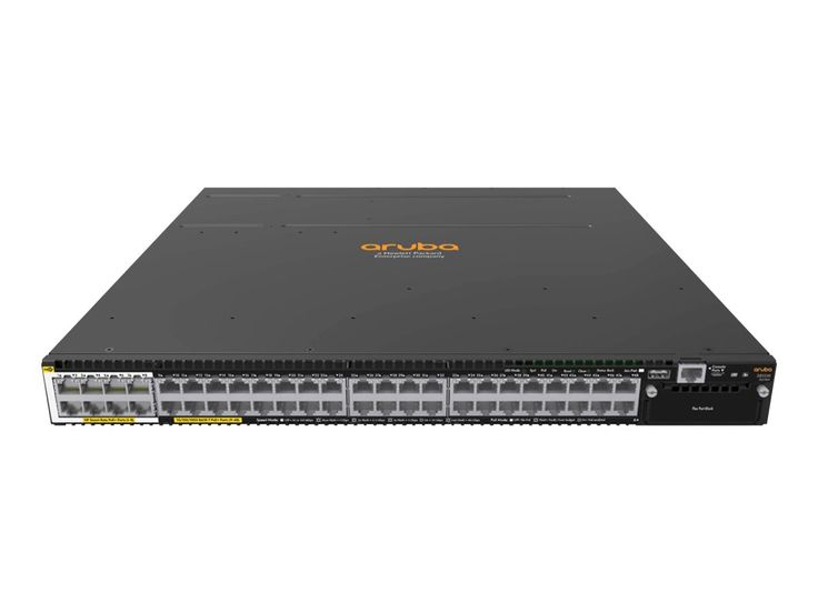 The Aruba 3810 Switch Series provides performance and resiliency for enterprises, SMBs, and branch office networks.   #RackSimply #Aruba