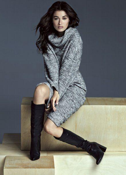 Swetrowa #sukienka #topsecret