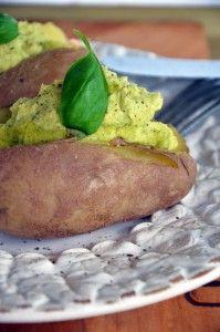 Brokkolicreme zu Kartoffeln, Nudeln oder als Dip