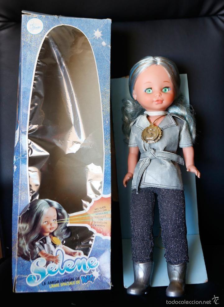 Muñecas Nancy y Lucas: Nancy Selene, la amiga espacial de Nancy. Nunca usada…