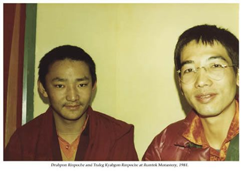 Photo gallery - Traleg Rinpoche