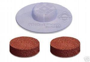 Metal Foam Purifier High Porosity Disc For Spas 2 pack
